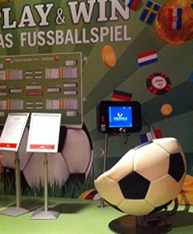Grand Casino Luzern - Fussball-PromotionGame