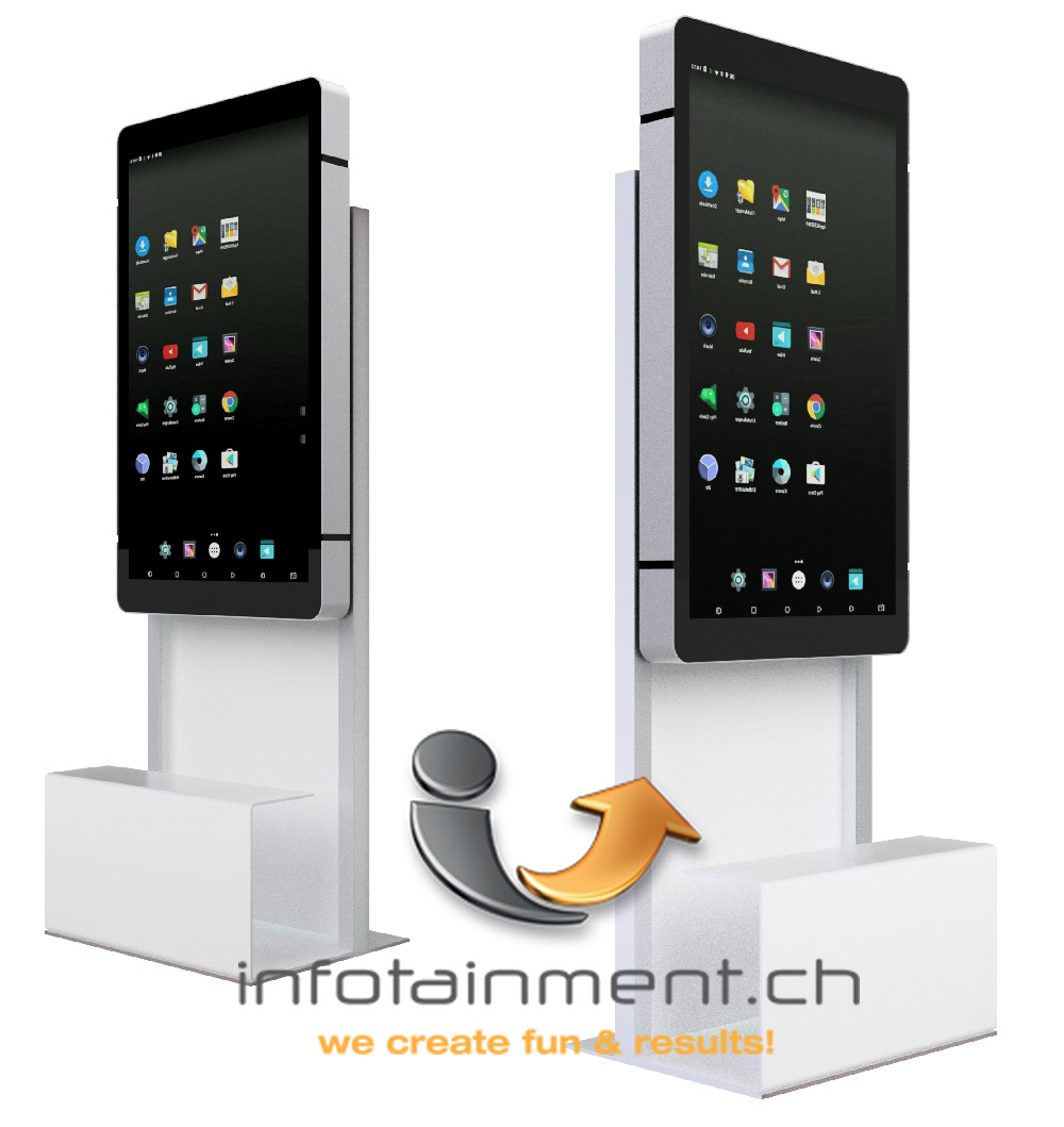 "App-PromotionScreen_infotainment.ch_2017_App-Präsentation live auf 46"" Touchscreen"